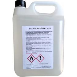 Alkohol etylowy 5L 70%